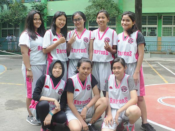 Team Bola Basket