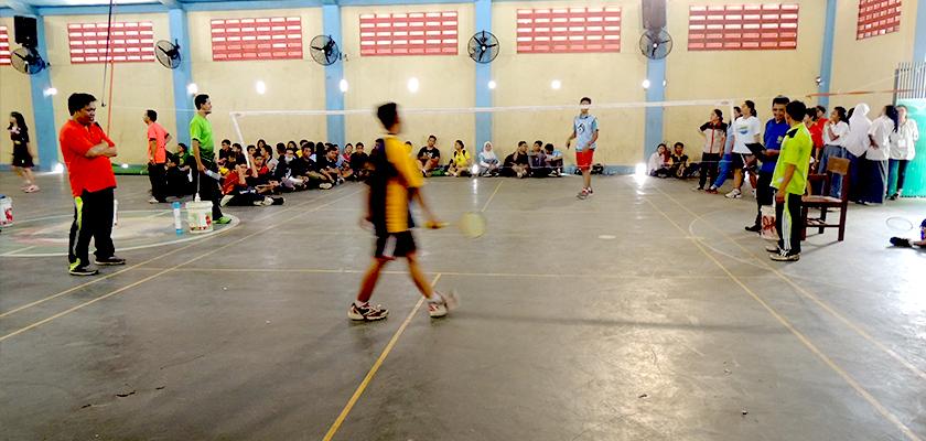 Lapangan Futsal Indoor