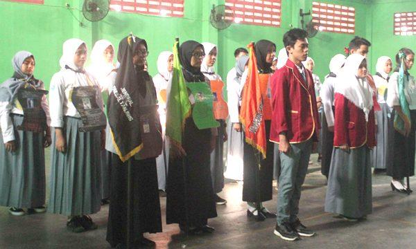 LDKS (Latihan Dasar Kepemimpinan Siswa) Mencetak Generasi Muda Berkarakter