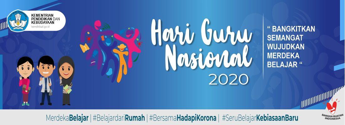 Hari Guru Nasional 2020